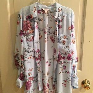 💙💙Candies blouse size large